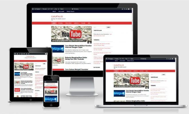 responsive blog