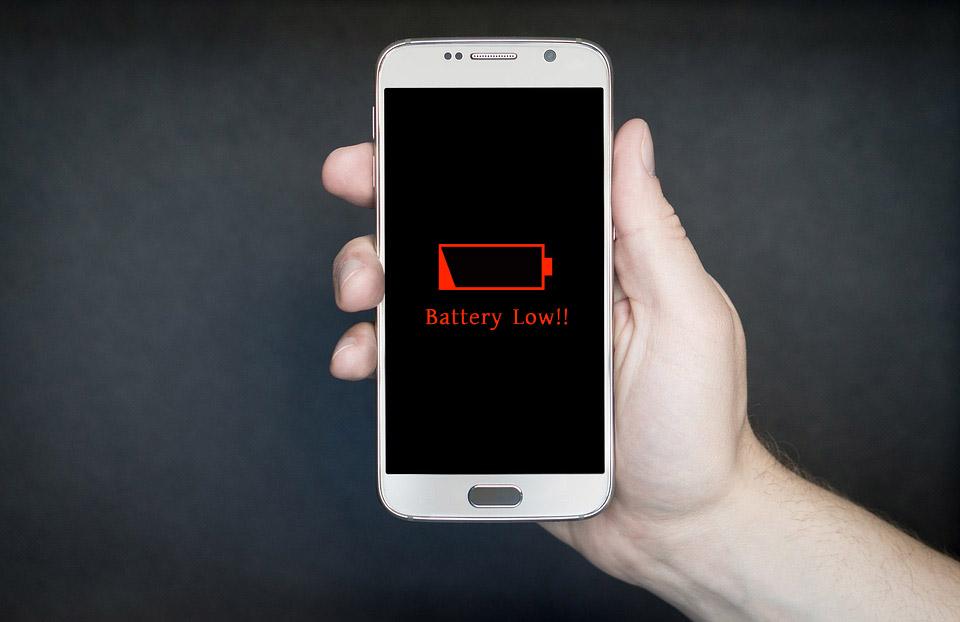 cara menghemat baterai android root