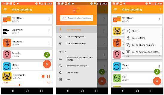 Aplikasi Perubah Suara Android Terbaik