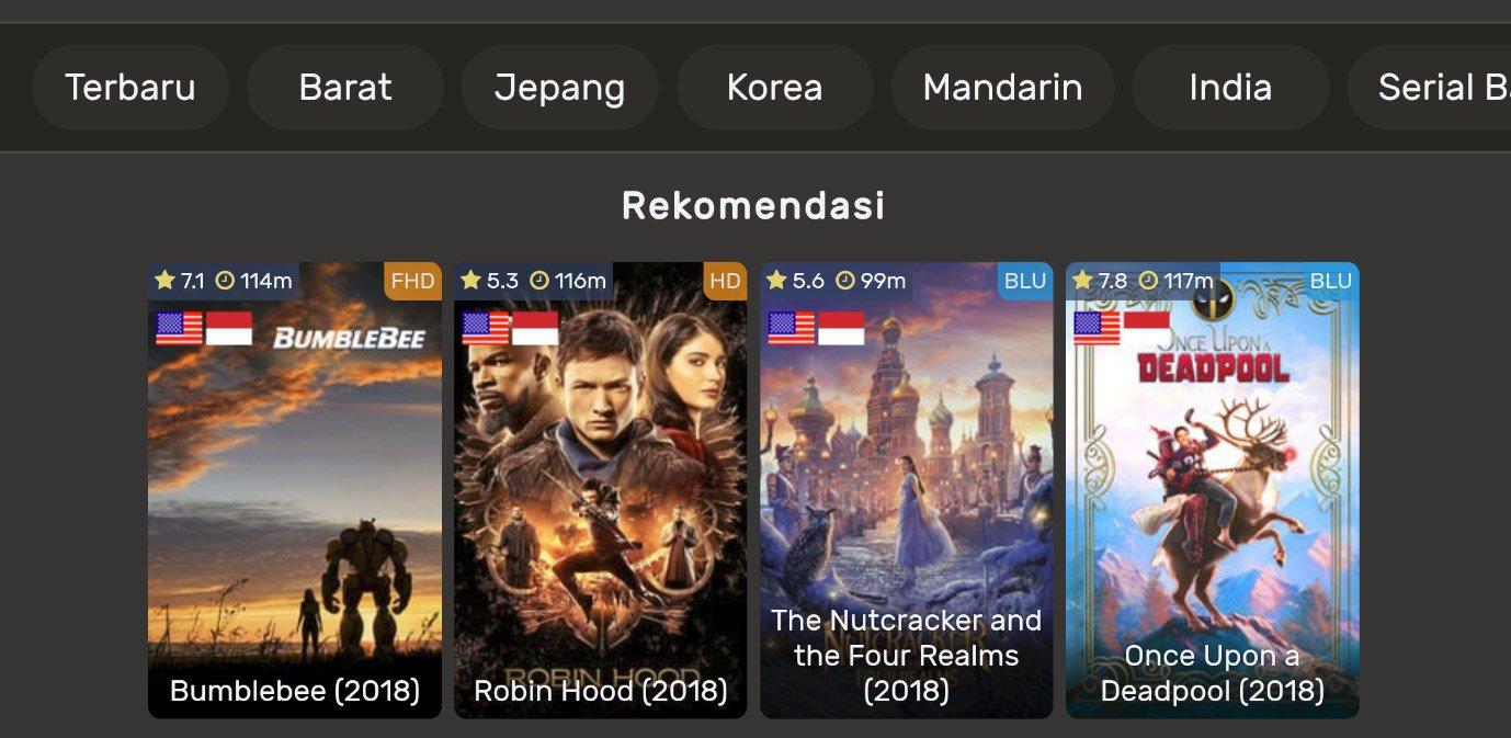 Download IndoXX1 Lite, Aplikasi Streaming Film Lengkap Gratis
