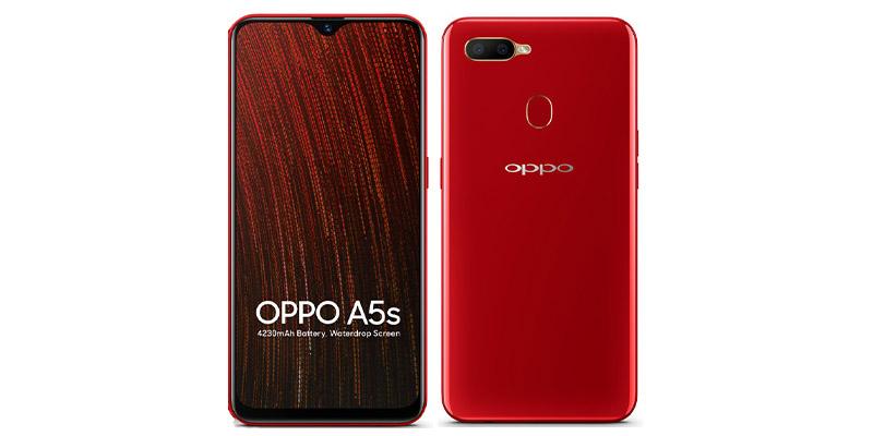 harga-oppo-a5s