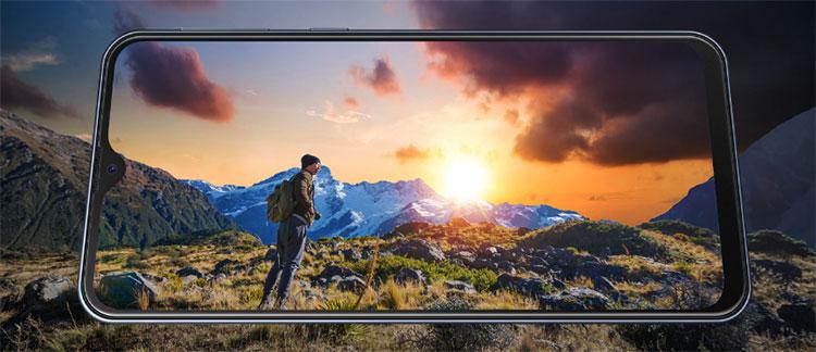 galaxy-m20-display