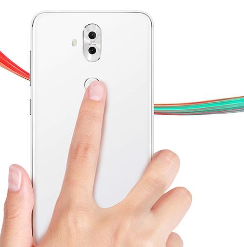 zenfone 5Q fingerprint
