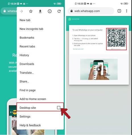 WhatsApp-Web-di-Android