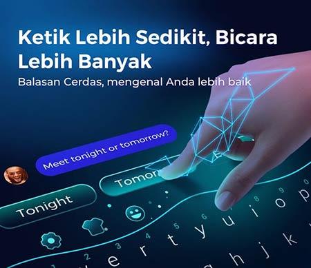 Aplikasi Keyboard Android Terbaik - Cheetah-Keyboard