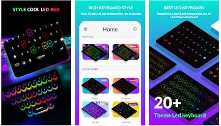 Aplikasi Keyboard Android Terbaik LED-Keyboard-Lighting