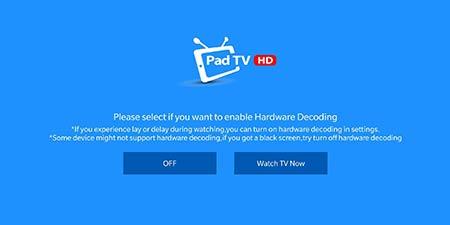 Pad-TV