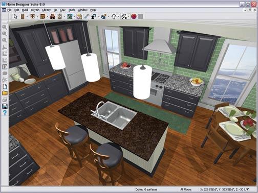 Aplikasi Desain Rumah pc ringan Home-Designer-Suite