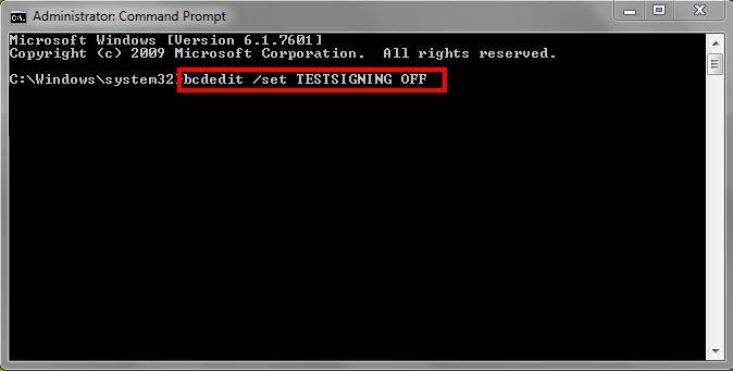 disable-test-mode-windows-7-build-7600