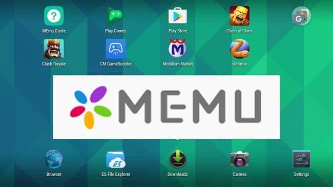 memu-emulator-android