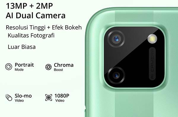 kamera-realme-c11 kelebihan dan kekurangan realme c11