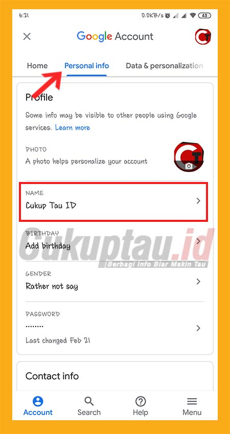 cara-ganti-nama-email-google-android-4