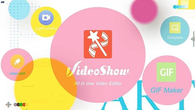 aplikasi edit video slow motion videoshow