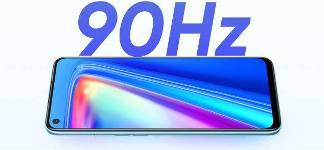 keunggulan realme 7 layar 90hz