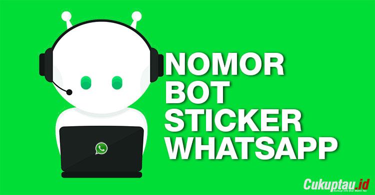 no bot sticker whatsapp