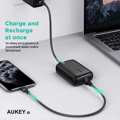 Aukey Powerbank Smallest PB-N83