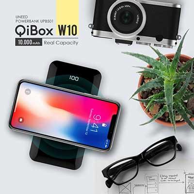 UNEED QiBox W10 Wireless Powerbank