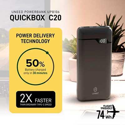 UNEED QuickBox C20