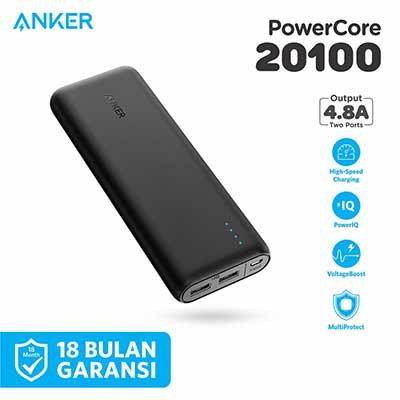 Anker PowerCore 20100 mAh