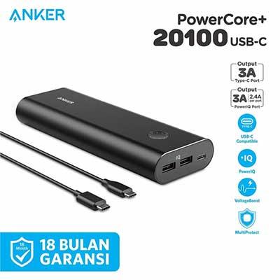Anker PowerCore+ 20100