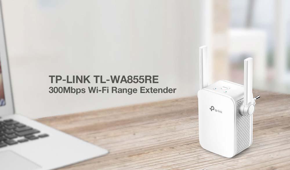 review TP-LINK-TL-WA855RE