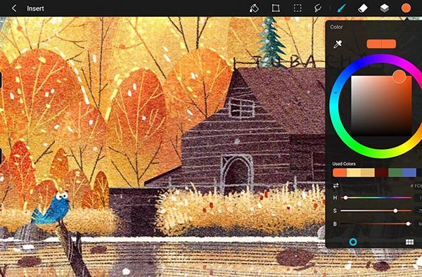 download procreate android apk