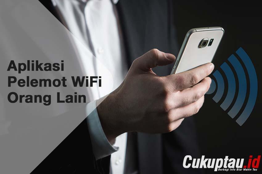 aplikasi pelemot wifi dan pemutus wifi orang lain