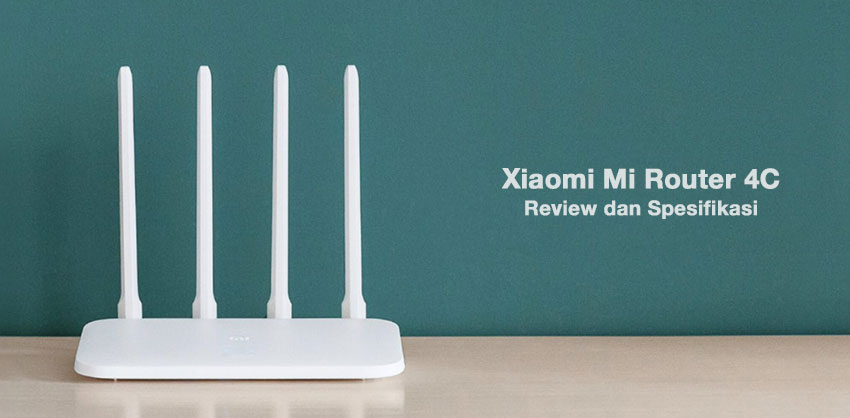 Xiaomi Router 4C Review Indonesia